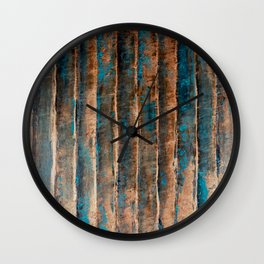 Patina Wall Clock