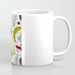 Memphis Milano X Harlem Shake Style Coffee Mug