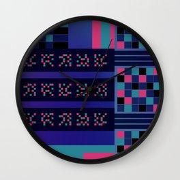 MOVIMIENTO DEL CUADRADO · GLOJAG Wall Clock