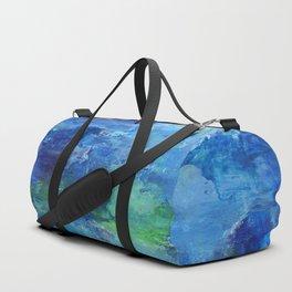 Blue Lagoon Duffle Bag