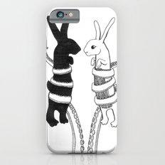 Rabbits vs Octopus iPhone 6s Slim Case