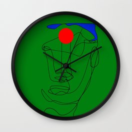 linearity Wall Clock