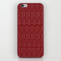 henna iPhone & iPod Skins featuring Henna by Nikki Neri