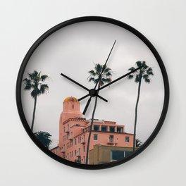 La Jolla 1 Wall Clock