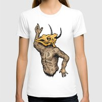 taurus T-shirts featuring Taurus by sociopteryx