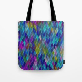Diamonds of Color Tote Bag