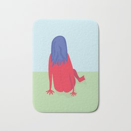 Day in the Park Bath Mat