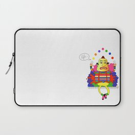 Life is a juggle! Laptop Sleeve