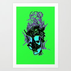 ultracrash201 Art Print