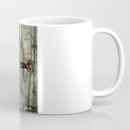 Keep This Door Closed Coffee Mug