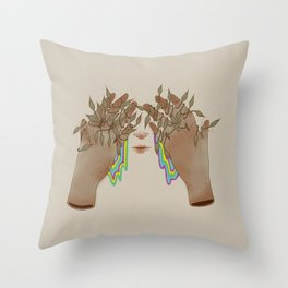 The less I know the better Throw Pillow