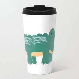 Alligator - Crocodile Travel Mug