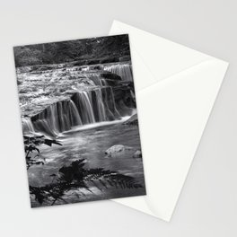 Ledge Falls, No. 4 bw Stationery Cards