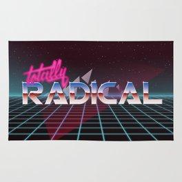 Totally Radical! Rug
