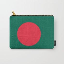 Bangladeshi Flag, High Quality image Carry-All Pouch