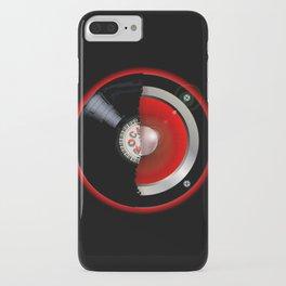 Record Speaker iPhone Case