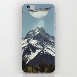 Sifted Summit iPhone Skin