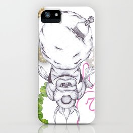 Groovy Fish iPhone Case