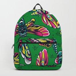Skull Butterflies Backpack