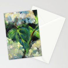 Hydrangeas in the Catskills Stationery Cards