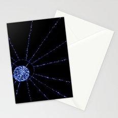 blue web Stationery Cards