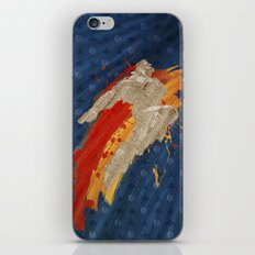 Fly (Homage To T. Hawk) iPhone & iPod Skin