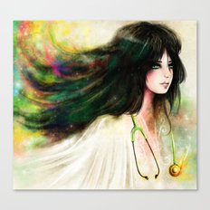 MAGICAL DOCTOR Canvas Print