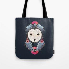 Owl 1 - Dark Tote Bag