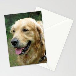 Golden Retriever Pet Stationery Cards