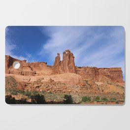 A Nature's Beauty The Gossips Cutting Board
