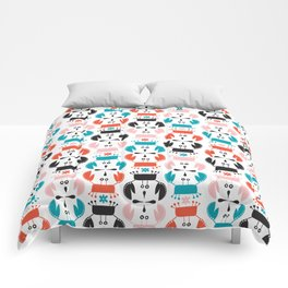 Crustaceans Comforters