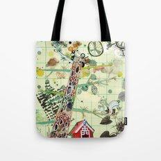 PINE PARK Tote Bag