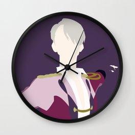 Viktor Nikiforov Minimalism Wall Clock