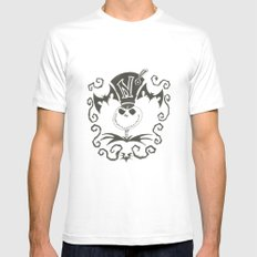 Jack Mens Fitted Tee White SMALL