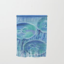 Striated Jelly Moons Wall Hanging