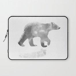 graphic bear III Laptop Sleeve