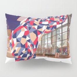 Mr. Burbles Pillow Sham