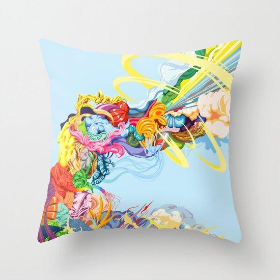 Cytherea Throw Pillow