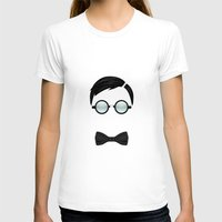 nerd T-shirts featuring Nerd by Mathieu Duparcq