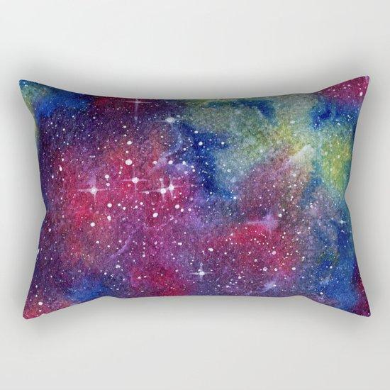 Galaxy #1 Rectangular Pillow