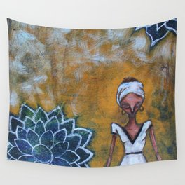 Awakening Wall Tapestry
