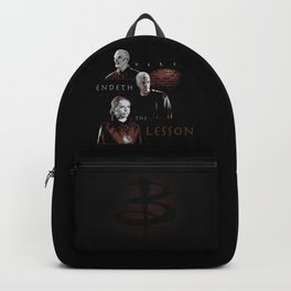 Here Endeth the Lesson Backpack