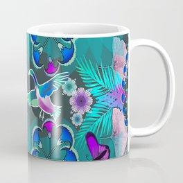 Flores de papiro Coffee Mug