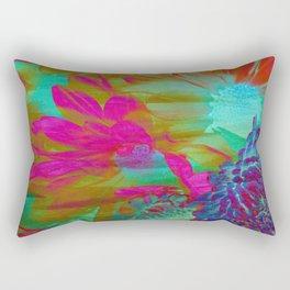 Floral Fantasy 2 Rectangular Pillow