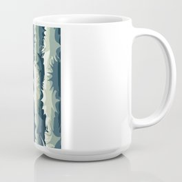 Explosions in the water Coffee Mug
