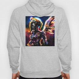 metal angel Hoody