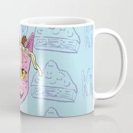 Spaghetti Cat Coffee Mug
