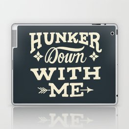 Hunker Down Laptop & iPad Skin