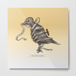 Virtue Bird  Metal Print