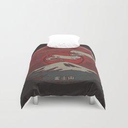 Fujisan Duvet Cover